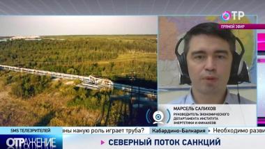 Канцлер Австрии выступил против остановки строительства «Северного потока-2»