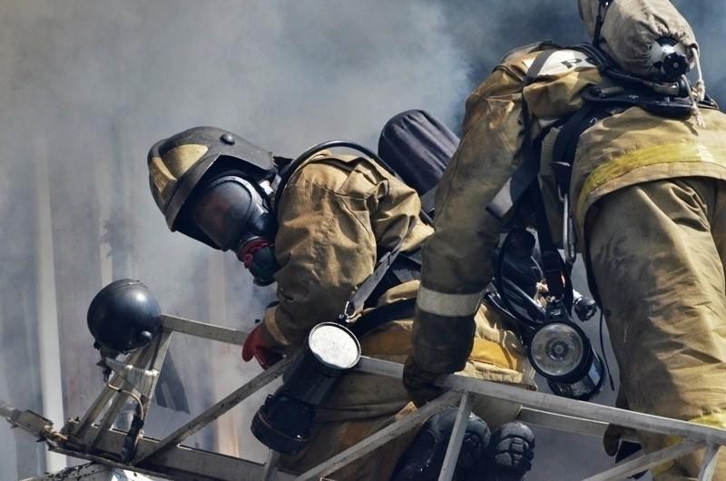 Вресторане наБольшой Серпуховской в столицеРФ  произошел пожар