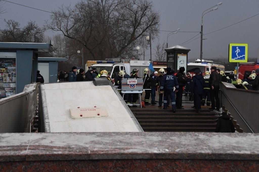 Собянин поручил проверить все автобусы после наезда напешеходов в российской столице