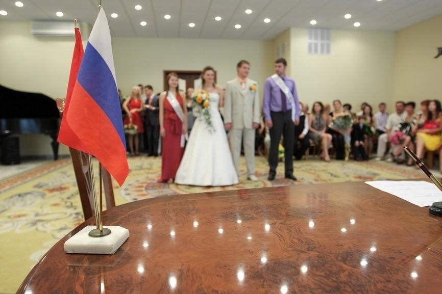 Новые правила регистрации брака утвердили в РФ