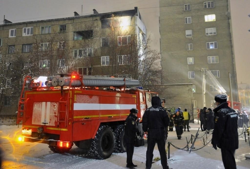 ВОмске возбудили уголовное дело после взрыва газа вжилом доме
