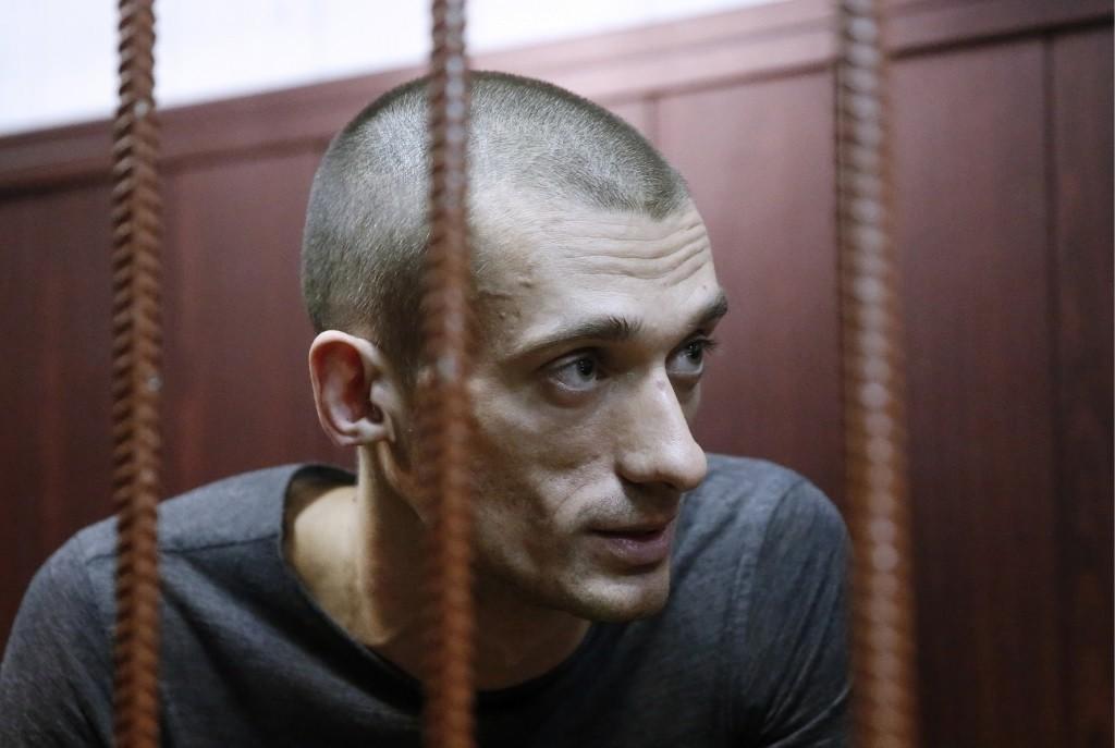 ВоФранции изтюрьмы освободили соратницу Павленского